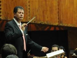 Durier Com OSJPB 270x202 - Maestro Luiz Carlos Durier assume comando da Orquestra Sinfônica