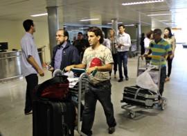 Mais Médicos FOTO Ricardo Puppe1 3 portal 270x196 - Governo recepciona médicos estrangeiros no Aeroporto Castro Pinto