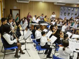 OI 270x202 - Orquestra Infantil abre Congresso Nacional de Geografia na Estação Cabo Branco