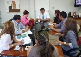 Reunião 5 270x192 - Governo acerta detalhes para implantação do Projovem Urbano nas unidades prisionais