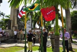 abertura da semana da patria foto jose lins 891 270x184 - Forças de Segurança levam efetivo, viaturas e projetos sociais para desfile