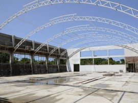 construção escolas tecnicas baieux e mangabeira 010 270x202 - Governo do Estado investe R$ 43,2 milhões em escolas técnicas