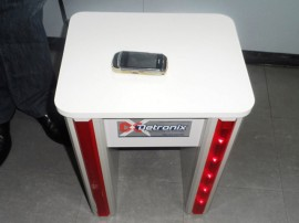 detector 41 270x202 - Detector de metais em forma de banco é testado por agentes penitenciários