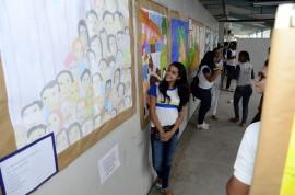 escola jose lins do rego 2 270x178 - Estudantes fazem releitura de obras da arte moderna brasileira