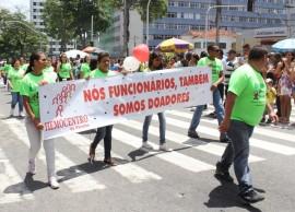 hemocentro 22 270x194 - Hemocentro e Edson Ramalho participam do desfile da Independência