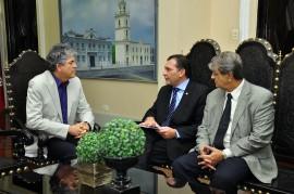 ricardo recebe bertrand asfora foto francisco frança 9 270x179 - Ricardo e Bertrand querem aprofundar parcerias entre Governo e MP