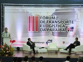 ricardo  forum transportes foto jose marques 3 270x202 - Ricardo ministra palestra sobre avanços da infraestrutura viária da Paraíba