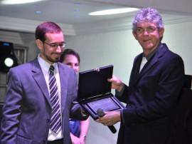 ricardo homenagem policia 3 270x202 - Ricardo é homenageado por delegados em lançamento de revista especializada