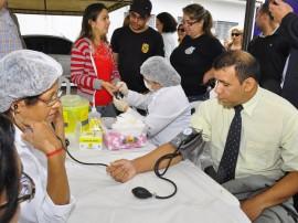 seap atendimento de saude no julia maranhao foto jose lins 73 270x202 - Agentes penitenciários recebem ação de saúde do Clementino Fraga