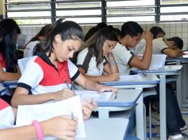 see Avaliação do IDEPB foto DIEGO NOBREGA 2 270x202 - Governo aplica 'Avaliando IDEPB' nas escolas da rede estadual nesta quarta-feira