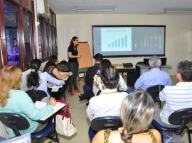 ses reuniao da saude no espep foto antonio david 5 270x202 - Ministério da Saúde inicia Curso Aplicado de Gestão de Custos em Economia da Saúde na Paraíba