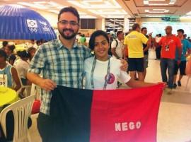 tiberio elisa portal 270x201 - Paraíba conquista 11 medalhas nos Jogos Escolares da Juventude
