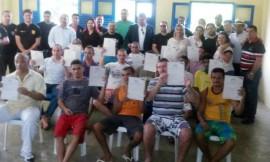 09.10.13 entrega certificados 41 270x162 - Governo entrega certificados de cursos profissionalizantes nas unidades prisionais de Sapé e Santa Rita