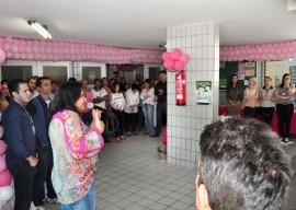 18.10.13 sudema servidoras recebem visita 1 270x192 -  Servidoras da Sudema recebem visita de mastologistas no Outubro Rosa
