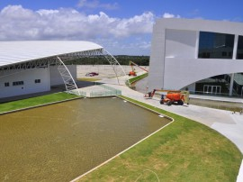 CENTRO DE CONVENCOES FOTO ANTONIO DAVID 15 270x202 - Ricardo inaugura 2ª etapa do Centro de Convenções nesta quarta-feira
