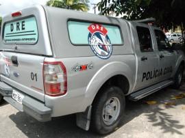 Delegado DRE Terruel fotos Edvaldo Malaquias 05 09 2013 001 270x202 - Repressão qualificada ao tráfico faz delegacia aumentar apreensão de drogas na Paraíba