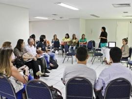 Encontro SES saúde do homem FOTO Ricardo Puppe1 270x202 - Governo inicia debate sobre saúde do homem com Gerências Regionais dos municípios