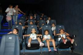 Foto Cinema 270x179 - Crianças de creches públicas assistem à sessão de cinema pela primeira vez