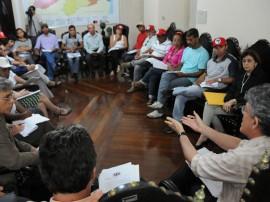REUNIÃO MST 11 270x202 - Ricardo ouve pleitos e apresenta ações para trabalhadores do campo