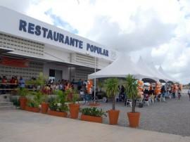 Rest. Mangabeira 1 ano fotos Wenio Pinheiro 5 270x202 - Atividades sociais e culturais marcam um ano de funcionamento do Restaurante Popular