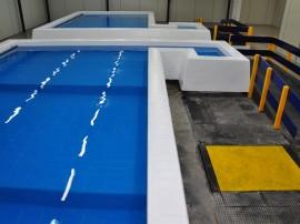 funad piscina para tratamento medicinal e fisioterapia foto roberto guedes 5 270x202 - Piscinas terapêuticas atendem 250 usuários da Funad