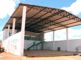 galpão cooperar 270x202 - Com apoio do Governo, associação finaliza galpão de recicláveis no Sertão