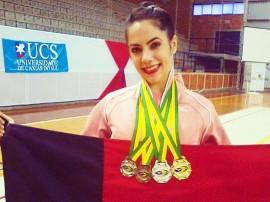 ginastica04 270x202 - Paraibana é vice-campeã do Torneio Nacional de Ginástica Rítmica
