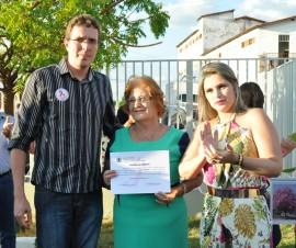 prefeita de Mãe Dágua Margarida Tota homenageada 270x226 - Maternidade de Patos realiza ações em apoio à campanha Outubro Rosa