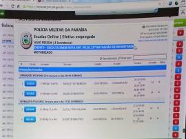 quadro monitoramento9 270x202 - Polícia garante segurança e tranquilidade nas provas do Enem