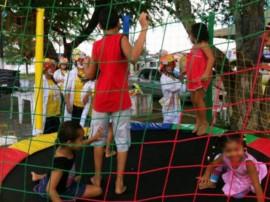seap dia das criancas na penitenciaria julia maranhao 2 270x202 - Filhos de internas da Penitenciária Feminina celebram o Dia das Crianças ao lado das mães