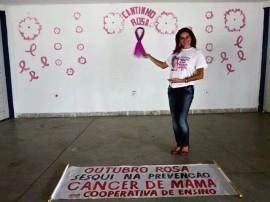 sescentenario outubro rosa 001 270x202 - Escola estadual lança projeto Sesqui na prevenção ao câncer de mama