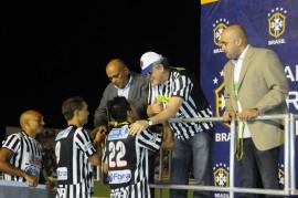 ALMEIDÃO FINAL SERIE D 12 270x179 - Ricardo parabeniza Botafogo e entrega título de campeão da Série D
