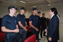 COTE III aula inaugural 31 270x180 - Policiais e agentes participam de Curso de Operações Táticas Especiais