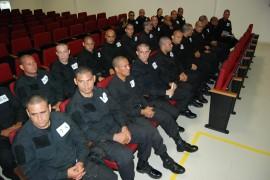 COTE III aula inaugural 4 270x180 - Policiais e agentes participam de Curso de Operações Táticas Especiais