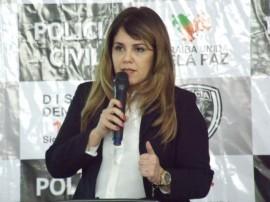 Delegada Herta 270x202 - Programa estadual preenche lacuna da Lei Maria da Penha, diz delegada