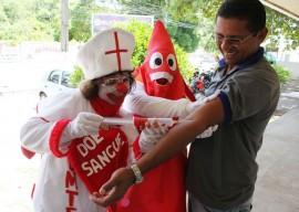 Dia nacional do doador de sangue FOTO Ricardo Puppe 41 270x192 - Hemocentro desenvolve ações no Dia Nacional do Doador de Sangue