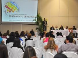 IV Congresso Brasileiro de Tratamento de Feridas 2 270x202 - Congresso de Tratamento de Feridas reúne 2 mil participantes no Centro de Convenções