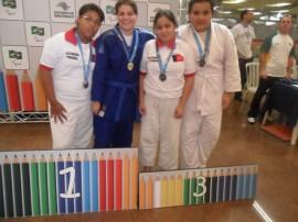 Judô paraibano no pódio das Paralimpíadas 270x202 - Paraíba quebra recorde e conquista 26 medalhas nas Paralimpíadas Escolares