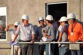 Ricardo inspeciona obras em Araçagi 12 270x179 - Ricardo inspeciona obras que garantirão segurança hídrica para 87 mil famílias