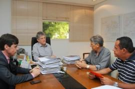 VISITA DOM ALDO 5 1 270x179 - Ricardo e Dom Aldo conversam sobre casa para pessoas com HIV