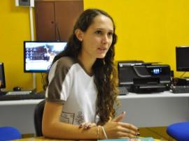 """aluna de escola do estado geise escose e a nova jovem embaixadora foto jose lins 21 270x202 - """"Alunos da escola pública podem ir mais longe"""", diz Jovem Embaixadora"""
