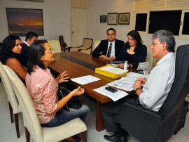 cleonice lopes prefeita de boa ventura 50 270x202 - Ricardo discute projetos com prefeitos de Boa Ventura e Curral de Cima