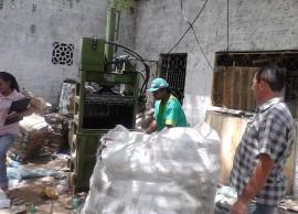 coleta seletiva em bonito de santa fe recebe representantes de brasilia 1 270x194 - Paraíba vence prêmio nacional com projeto de reciclagem de resíduo urbano