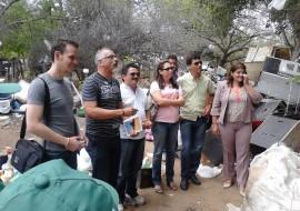 coleta seletiva em bonito de santa fe recebe representantes de brasilia 6 270x190 - Paraíba vence prêmio nacional com projeto de reciclagem de resíduo urbano