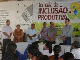 emater jornada produtiva11 270x202 - Agricultores de Santa Cecília são contemplados com ações da Jornada de Inclusão Produtiva