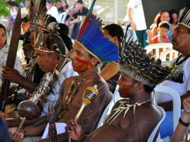encontro indigena 1 270x202 - Assembleia do Povo Potiguara debate saúde, educação e espiritualidade