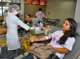 erica tavares doadora hemocentro campanha de doacao no dia das mulheres foto jose lins 221 270x202 - Hemocentro realiza 11 coletas externas de sangue em novembro
