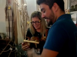 feira internacional de artesanato brasilia 1 270x202 - Artesanato paraibano atrai lojistas em feira internacional em Brasília