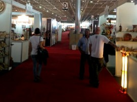 feira internacional de artesanato brasilia 4 270x202 - Artesanato paraibano atrai lojistas em feira internacional em Brasília