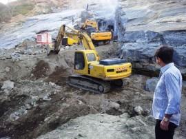 inspeção camara3 270x202 - Secretários inspecionam obras de reconstrução da Barragem Nova Camará